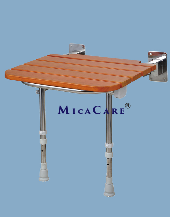 mc1206-wood-adjustable-shower-seat-with-floor-support